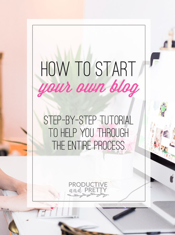 how to start a blog for marketing