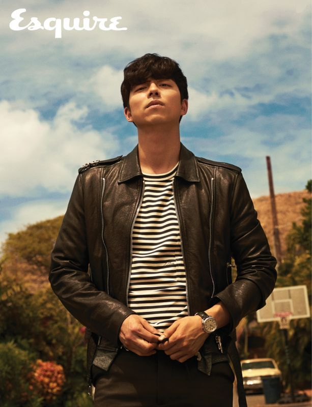 Gong Yoo Covers Esquire Korea's May 2016 Issue | Couch Kimchi