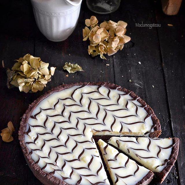 Non è una semplice crostata, se siete curiosi di sapere com'è composta questa delizia al caffè e cioccolato, correte a leggere la ricetta, buona domenica #dolcidelladomenica #mocaccina #tortamojadadechocolate #crostate #cioccolato #chocolate #caffè #tarteauchocolat #cuisine #ricette #surmatable #onthetable #modeonsweet #unamore_dicucina #loveallchoco #mapisweetb #pastry #italy_food #yahoofood #instaday #picoftheday #fotodelgiorno