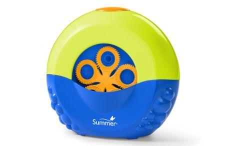 Summer Infant Tub Time Bubble Maker - This fun bath toy creates loads of bubbles!