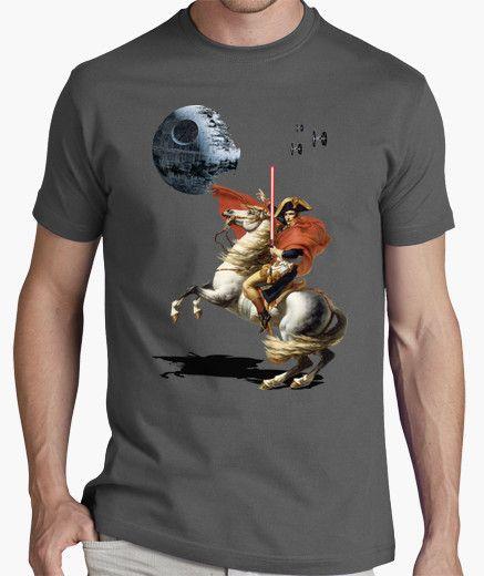 Napoleón se une a la Alianza Rebelde para combatir al Imperio! #starwars #laguerradelasgalaxias #napoleon #wtf #funny #tshirt #camiseta