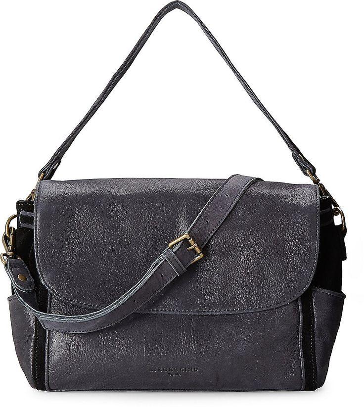 Tasche JOSEFINE von Liebeskind in schwarz für Damen. Gr. 1