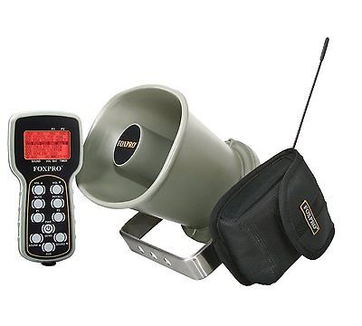 Game Calls 36252: Foxpro Hellfire Digital Green Game Call Predator Calls W/ Remote - Hf1 -> BUY IT NOW ONLY: $269.95 on eBay!