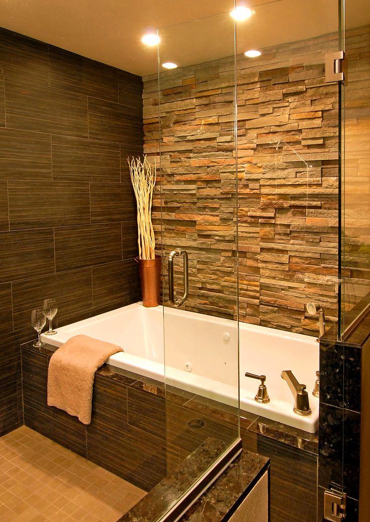 88 best Beautiful Shower Stalls images on Pinterest | Bathroom ...