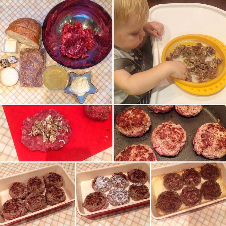 179 отметок «Нравится», 9 комментариев — Рецепты для детей (@nastenkino_menu) в Instagram: «Мясные зразы срисом 😋 ✳️200 гр мяса (свинины илиговядины) ✳️40 гр белого хлеба ✳️50 гр крупы…»