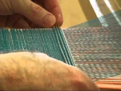 Terry Cloth Weaving