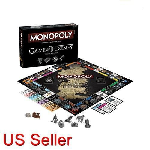 game of thrones monopoly intertoys