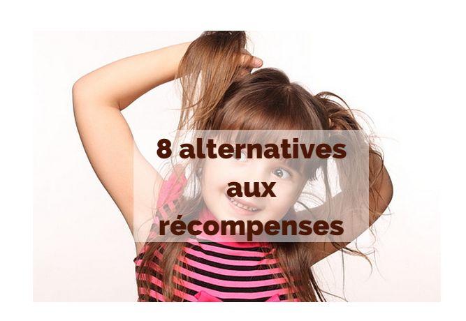 8 alternatives aux récompenses