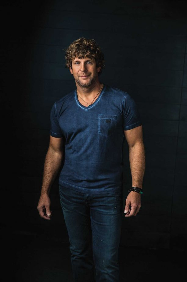 Billy Currington will perform March 12, 2016, at the Houston Livestock Show & Rodeo.