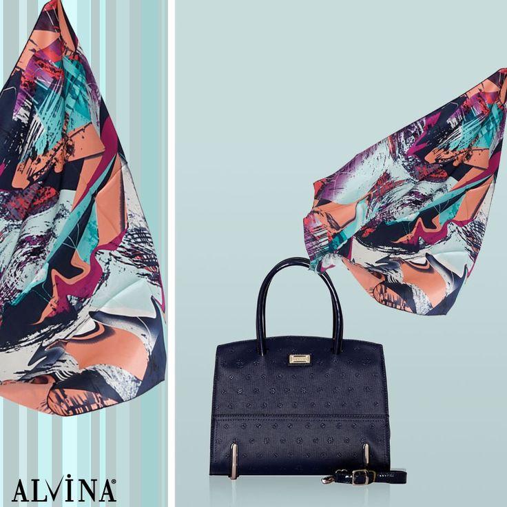 Detaylı inceleme için linki tıklayabilirsiniz. Çanta; https://goo.gl/Cy1sX8 Eşarp; https://goo.gl/yRR5nZ #alvina #alvinamoda #alvinafashion #alvinaforever #hijab #hijabstyle #hijabfashion #tesettür #fashion #stylish #kombin #newcollection #havalı #şık #bag #scarf