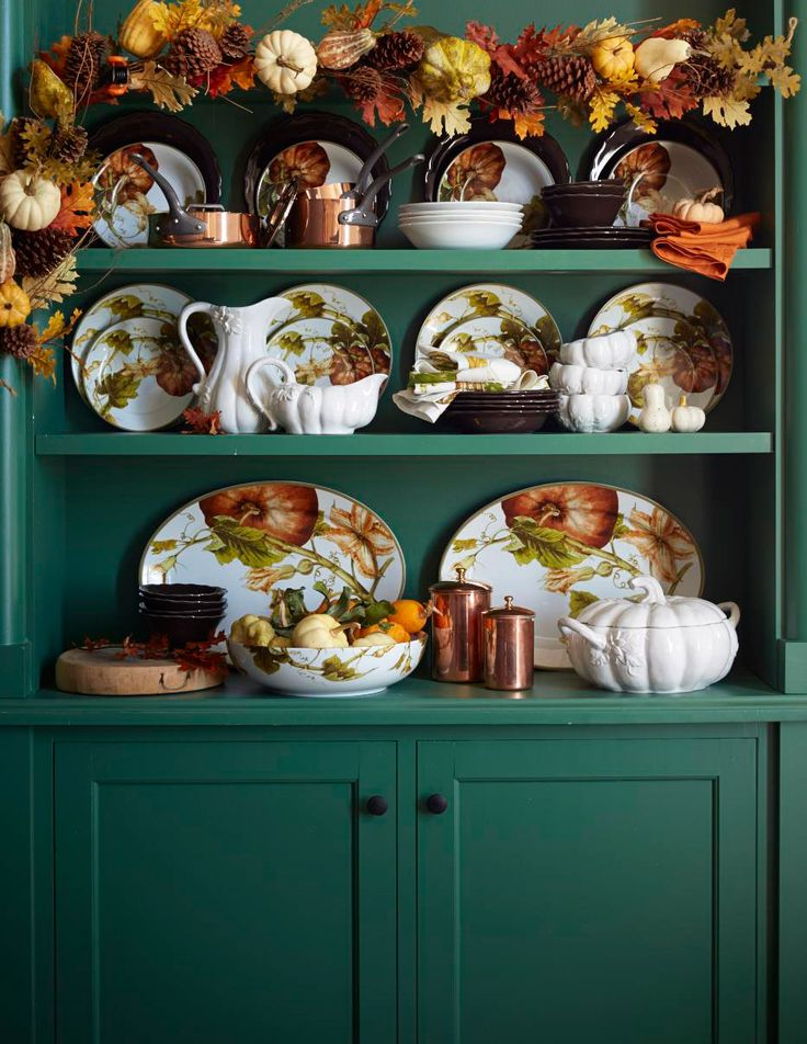 Williams-Sonoma Botanical Pumpkin Collection: