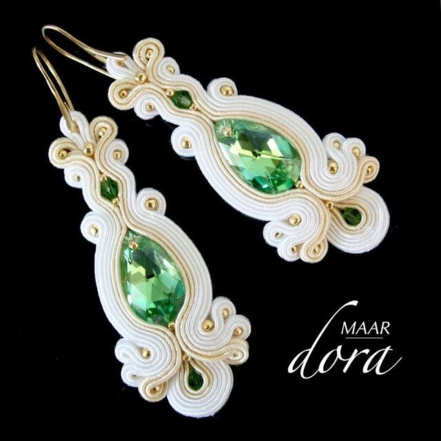 soutache -  earrings ;)