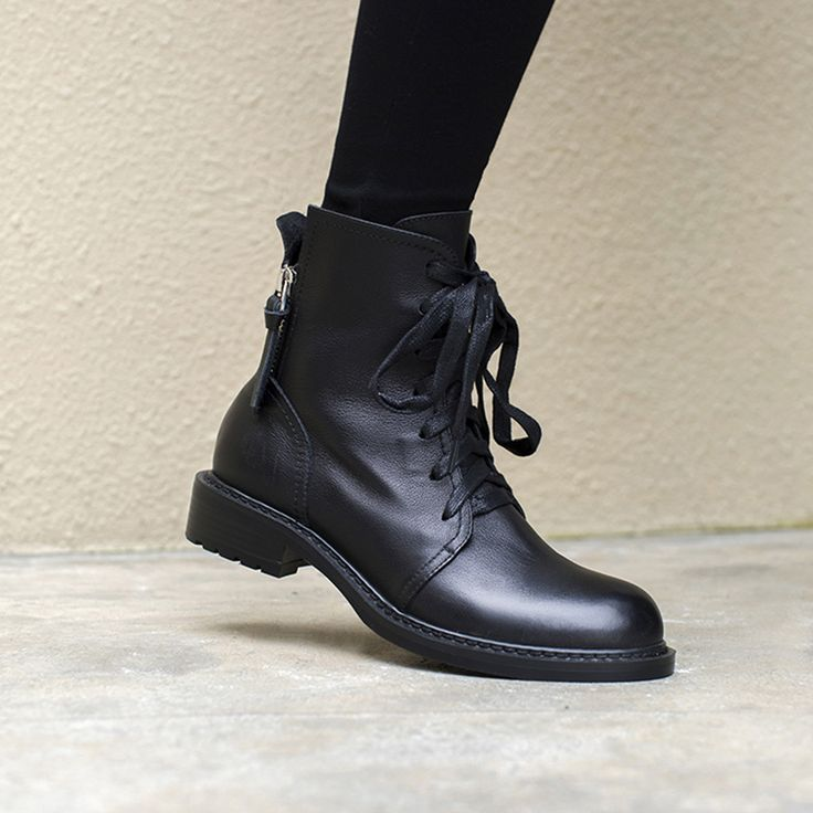 Chiko Daisy Combat Ankle Boots