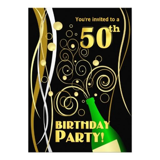 Birthday Quotes For Invitations: 24 Best 50Th Birthday Invitation Templates Images On