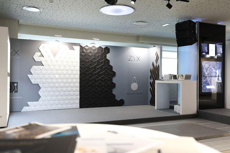 #ZYX – новый бренд продуктов премиум-класса группы @colorker   #artcermagazine #design #интерьер #журнал #ceramica #tile #керамическаяплитка #дизайн #стиль #выставка #тенденции #Colorker #геометрическиеФормы #имитацияМеталла