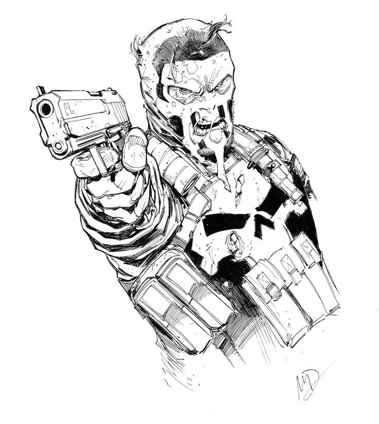 392 best Punisher images on Pinterest | The punisher, Comic books ...