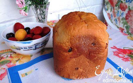 Хлеб сладкий на йогурте с вишней для хлебопечки в хлебопечке   Кулинарные рецепты от «Едим дома!»