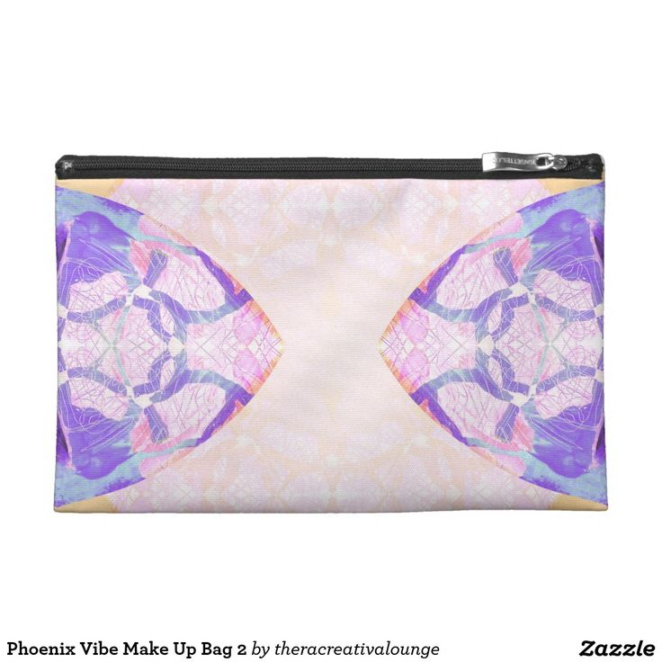 Phoenix Vibe Make Up Bag 2