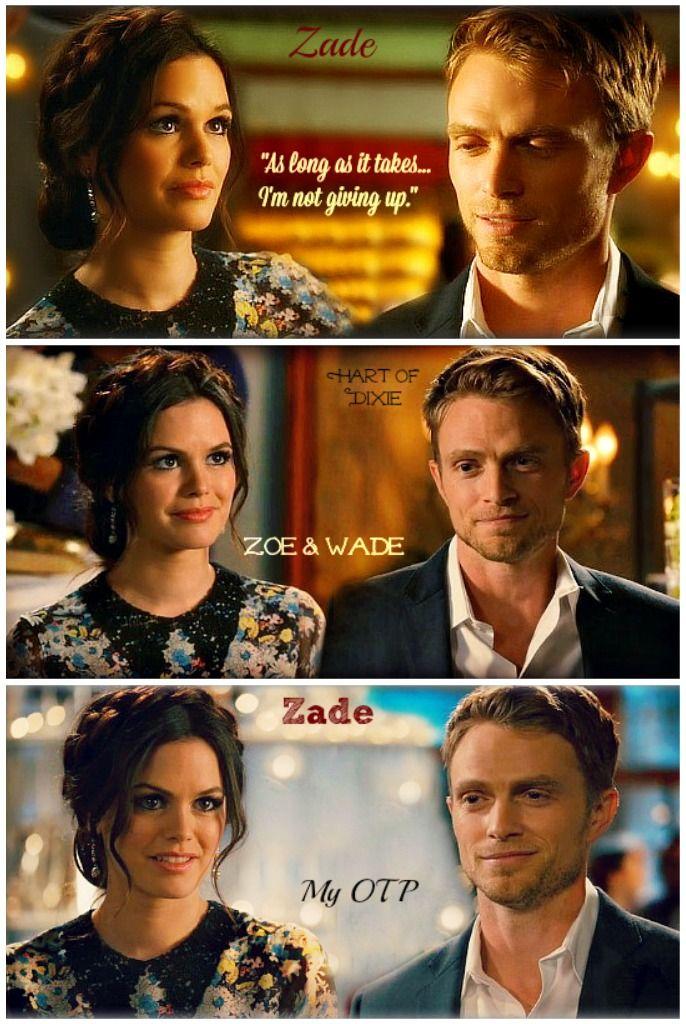 zoe and wade relationship season 3