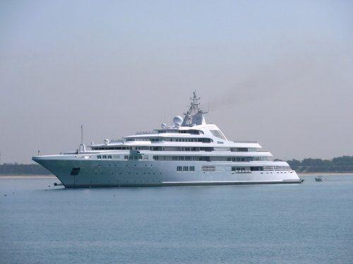 Самые роскошные яхты современности
