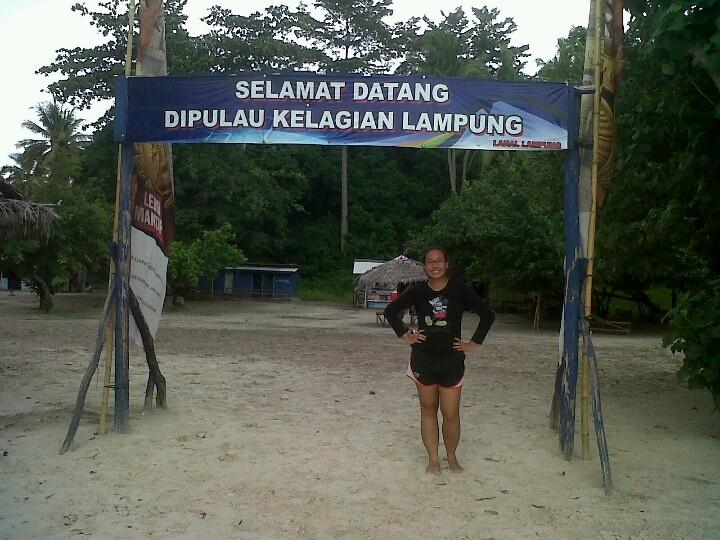 Pulau Kelagian, Teluk Betung, Lampung Selatan - Akhir Desember 2012