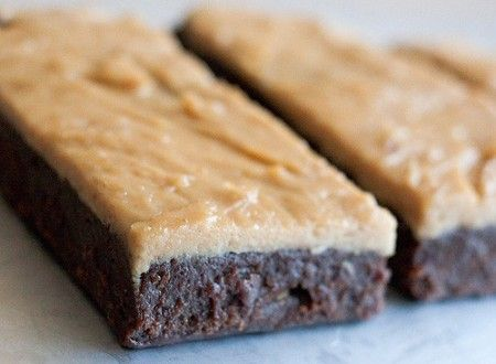 Candice's Low Carb Chocolate & Peanut Butter Protein Bars