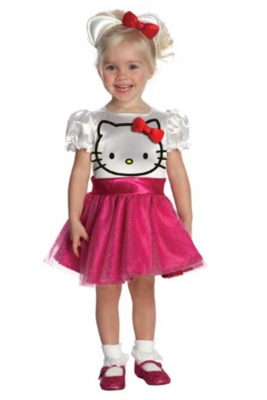 Costume For the little hello kitty fan  sc 1 st  Pinterest & 13 best My costumes images on Pinterest | Children costumes Baby ...