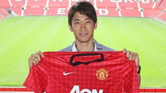 The new boy Shinji Kagawa!