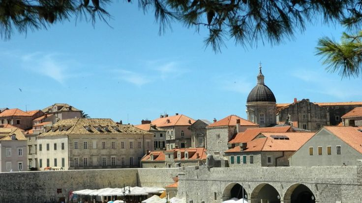 Travelling in Montenegro 2016 - Excursion to Dubrovnik, Croatia - episod...