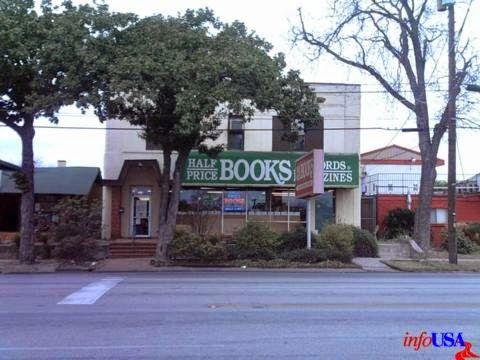 Half Price Books Broadway San Antonio