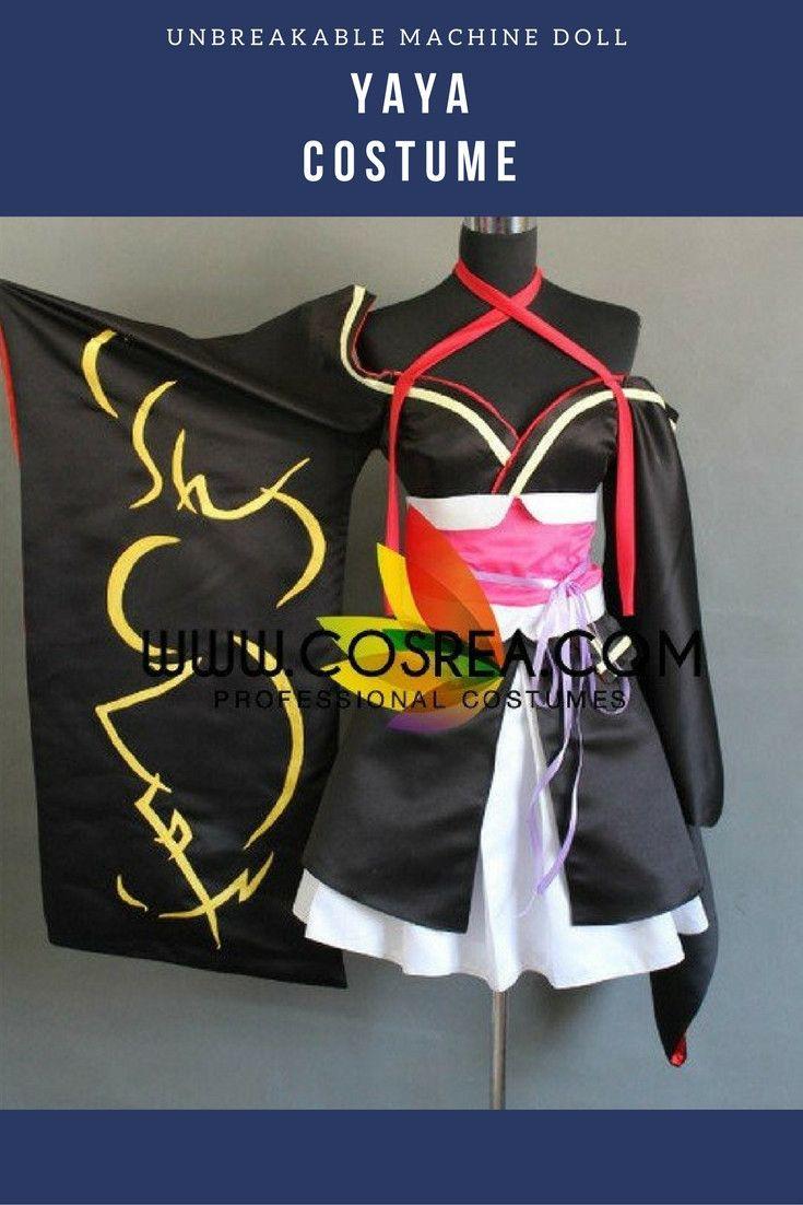 Unbreakable Machine Doll Yaya Cosplay Costume