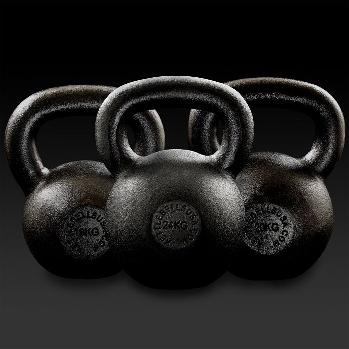 Crossfit® Metrixx® Military Grade Kettlebell Kit  16, 20, 24 KG Kettlebells ***Free Shipping*** by Kettlebells USA®   #kettlebell #kettlebells #fitness #russiankettlebells #girya #kettlebelldeals #crossfit #crossfitgear #crossfitgames #strength #strongfirst #rkc #noexcuses