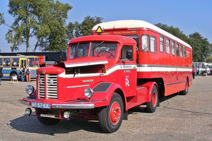 1946 DAF AA 8