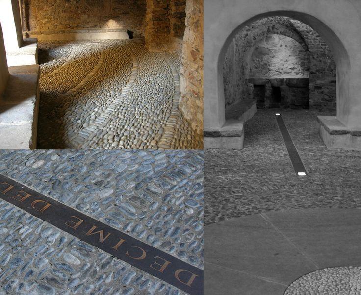 Riqualificazione delle piazze e delle vie del centro storico di Vallebona (IM)