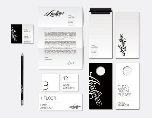 Ambrose Identity: Graphic Design, Logo, Brand Identity, Ambrose Identity, Graphicdesign, Identity Design, Hotel Ambrose, Hotels