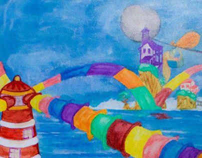 "Check out new work on my @Behance portfolio: ""Art for Children"" http://on.be.net/1LwWsz5"