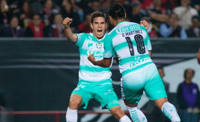 Ver Santos vs América en vivo 19 noviembre 2017 - Ver partido Santos vs América en vivo 19 de noviembre del 2017 por la Liga MX. Resultados horarios canales de tv que transmiten en tu país.