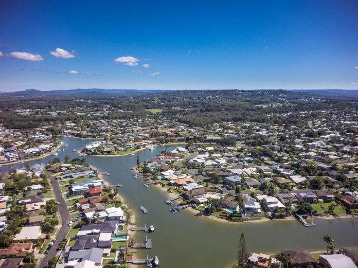 Explore the Beautiful Canals of Mooloolaba