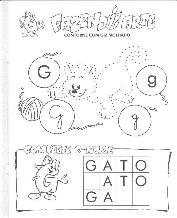 atividades+alfabetização_letramento+alfabeto+atividade+colorir+ensinar+a+ler+leitura+letras+(37).JPG (850×1044)