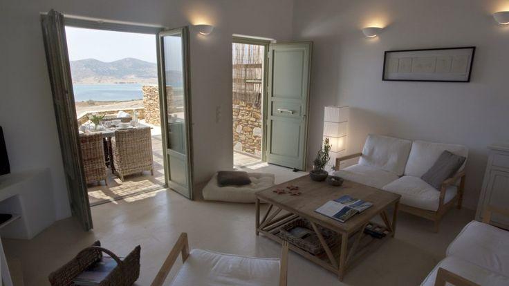 Summer Villa in Antiparos island