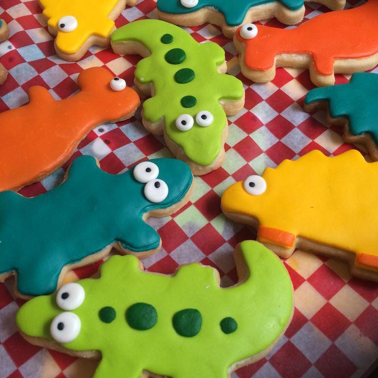 Cookies Dinosaur