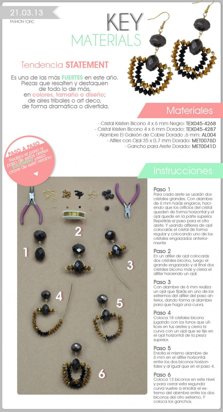189 best images about beaded on pinterest guadalajara for Proveedores de material para bisuteria