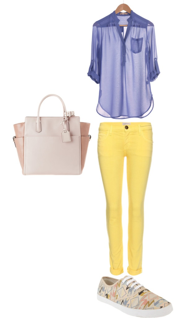 """Cute Spring Outfit"" by bethanybull on Polyvore"