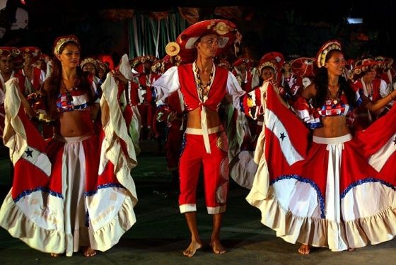 Carimbó Dance