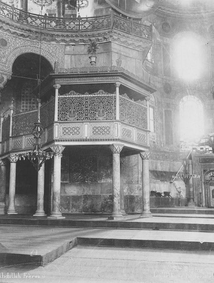 OĞUZ TOPOĞLU : ayasofya, abdullah biraderler 1894