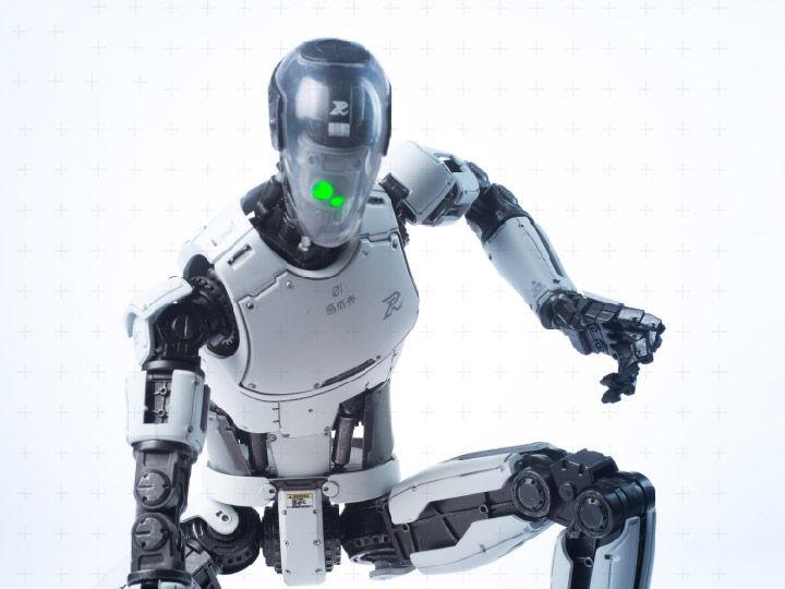 #transformer pinyike realistic robot series all purpose humanoid (mass production type)