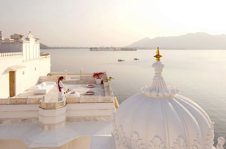 Romantic Udaipur. The Venice of the East.