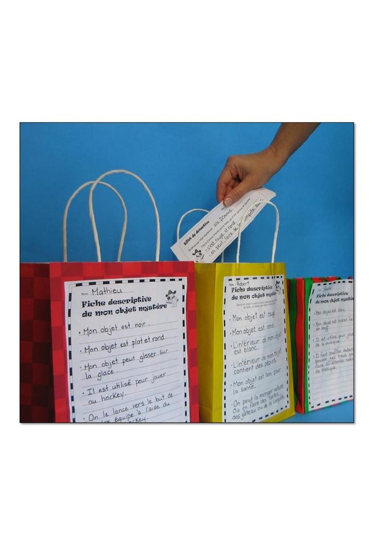 Des idées d'activités de lecture et d'écriture.