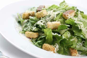 Caesar SaladHealth Food, Caesar Salad, Ensaladas César, Eating Right, Ceasar Salad, Delicious Recipe, Handcrafted Recipe, Favorite Recipe, Healthy Recipes