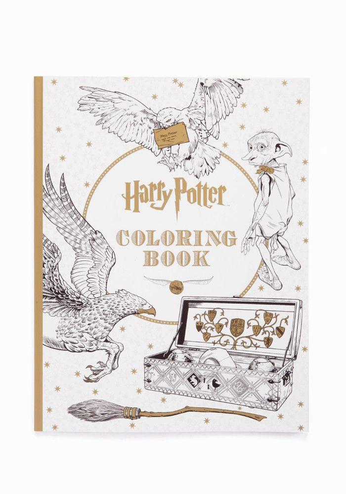 From the heraldry of the four Hogwarts houses to the extravagant wares of Weasleys' Wizard Wheezes, the world of Harry Potter overflows with radiant color. Filled with intricate illustrations and elab
